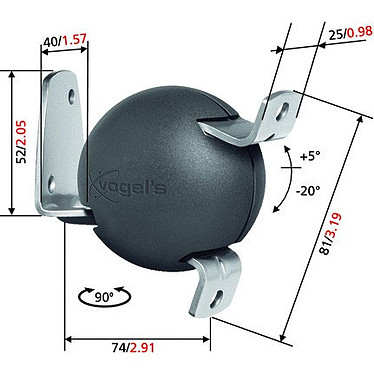 Acheter Vogel's ELW 6605