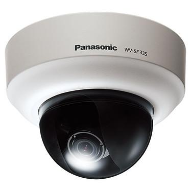 Panasonic WV-SF335 Panasonic WV-SF335 - Caméra IP Dôme HD (Ethernet)