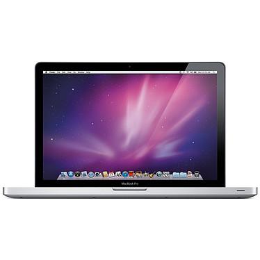 """Apple MacBook Pro 13 pouces 2.7 GHz Intel Core i7 (2.7 GHz) 4 Go 500 Go 13.3"""" LED Graveur DVD Wi-Fi N/Bluetooth Webcam Mac OS X"""