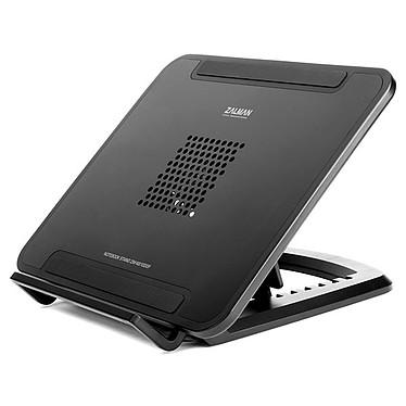 Zalman ZM-NS1000F  Zalman ZM-NS1000F - Refroidisseur pour ordinateur portable (coloris noir)