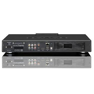 TerraTec NOXON M740 Lecteur multimédia réseau Haute Définition (sans disque dur)