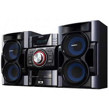 Sony MHC-EC79 Sony MHC-EC79 - Mini chaîne 3 CD MP3 avec Port USB et entrée ligne
