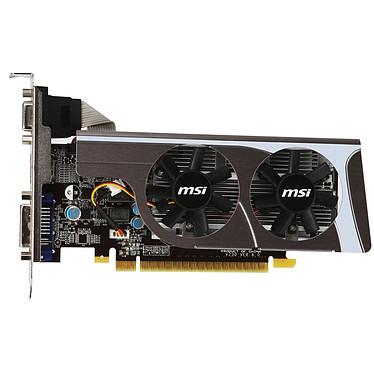 MSI N440GT-MD1GD3/LP 1024MB 1 Go DVI/HDMI - PCI Express (NVIDIA GeForce avec CUDA GT 440)