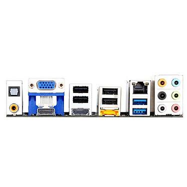 Gigabyte GA-H67N-USB3-B3 Carte mère Mini ITX Socket 1155 Intel H67 Express Revision B3