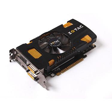 ZOTAC GeForce GTX550 Ti 1GB 1024 Mo Dual DVI/HDMI/DisplayPort - PCI Express (NVIDIA GeForce avec CUDA GTX 550 Ti)
