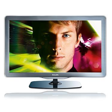 "Philips 32PFL6605H Philips 32PFL6605H - Téléviseur LED Full HD 32"" (81 cm) 16/9 - 1920 x 1080 pixels - TNT HD - 100 Hz - USB - HDTV 1080p"
