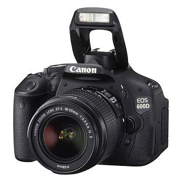 Canon EOS 600D + Objectif EF-S 18-55 mm f/3,5-5,6 IS II
