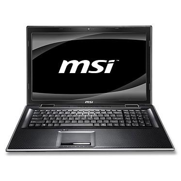 "MSI FX720-028 MSI FX720-028 - Intel Core i5-2410M 4 Go 750 Go 17.3"" LED NVIDIA GeForce GT 520M Graveur DVD Wi-Fi N Webcam Windows 7 Premium 64 bits (garantie constructeur 2 ans)"