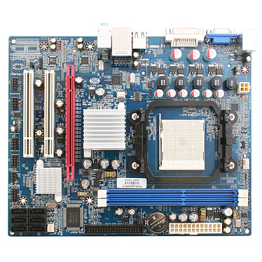 Sapphire PURE Innovation 760G PI-AM3RS760G2 Carte mère Micro ATX Socket AM3 AMD 760G
