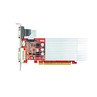 Gainward GeForce GT 520 1GB SilentFX 1 Go DVI/HDMI - PCI Express (NVIDIA GeForce avec CUDA GT 520)