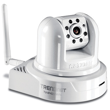 TRENDnet TV-IP422WN TRENDnet TV-IP422WN - Caméra IP IR PTZ Wi-Fi N