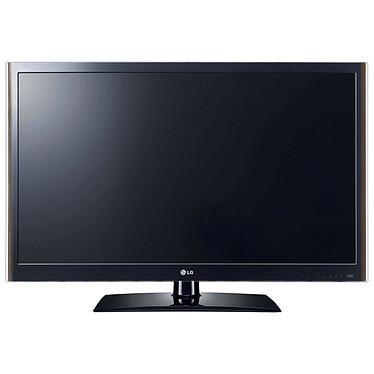 "LG 42LV5500 Téléviseur LED Full HD 42"" (107 cm) 16/9 - 1920 x 1080 pixels - TNT & Câble HD - 100 Hz - Port USB - DLNA - HDTV 1080p"