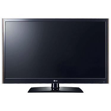 "LG 32LV5500 Téléviseur LED Full HD 32"" (81 cm) 16/9 - 1920 x 1080 pixels - TNT & Câble HD - 100 Hz - DLNA- Port USB - HDTV 1080p"