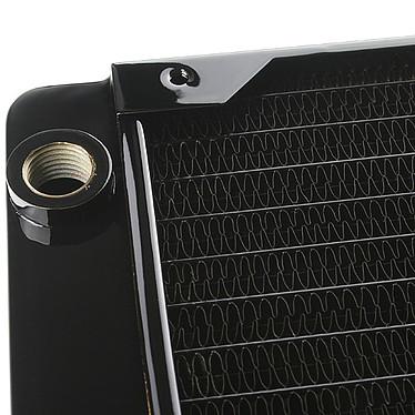Hardware Labs Black Ice GTX 240 Hardware Labs Black Ice GTX 240 - Radiateur double pour 2 ventilateurs de 120 mm
