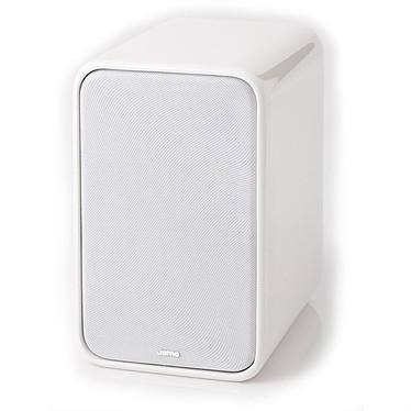 Jamo S 404 Blanc (par paire) Enceinte bibliothèque (Par paire)