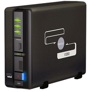 Synology Visual Station VS80 Système de visualisation de réseau de vidéosurveillance