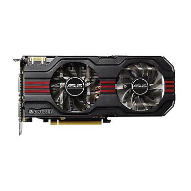 ASUS ENGTX560 Ti DirectCU II TOP 1024MB 1024 Mo Dual DVI/Mini HDMI - PCI Express (NVIDIA GeForce avec CUDA GTX 560 Ti)