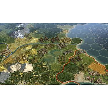 Civilization V - Edition Game of the Year (PC)