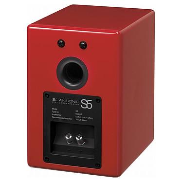 Scansonic S5 Rouge (par paire)