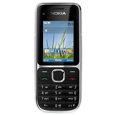 Nokia C2-01 Noir Téléphone portable 3G