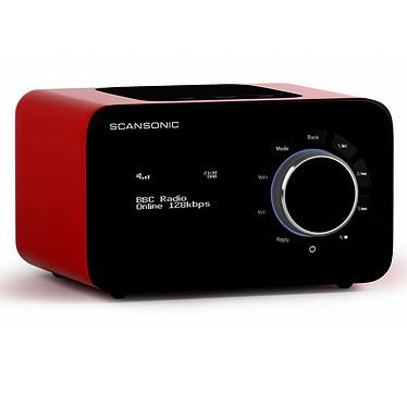 Scansonic R4 Rouge web radio