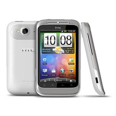 """HTC Wildfire S Smartphone 3G+ avec écran tactile 3.2"""" sous Android 2.3"""