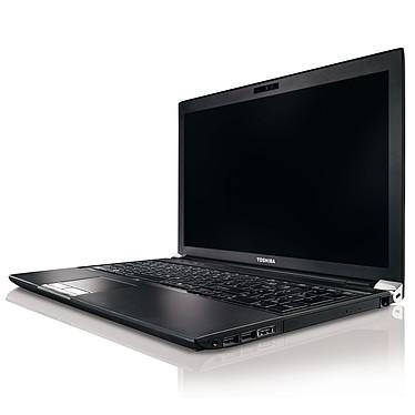 "Toshiba Tecra R850-10D Intel Core i5-2410M 4 Go 320 Go 15.6"" LED Graveur DVD Wi-Fi N/Bluetooth/3G Webcam Windows 7 Professionnel 64 bits"