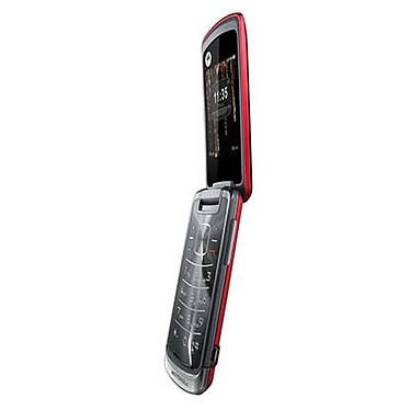 Avis Motorola Gleam Rouge