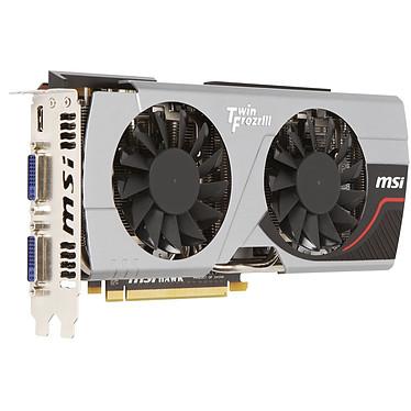 MSI N560GTX-Ti Hawk 1 GB pas cher