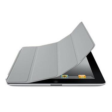 Apple iPad Smart Cover Polyuréthane Gris Apple iPad Smart Cover Polyuréthane Gris - Protection écran pour iPad 2