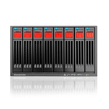 Acheter RAIDON iS2880-8S-U5D