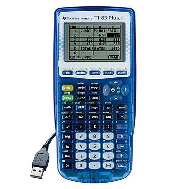 Texas Instruments TI-83 Plus.fr Texas Instruments TI-83 Plus.fr - Calculatrice graphique USB
