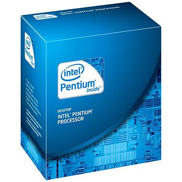 Intel Pentium G630T (2.3 GHz) Processeur Dual Core 2.3 GHz Socket 1155 Cache L3 3 Mo Intel HD Graphics 0.032 micron (version boîte - garantie Intel 3 ans)