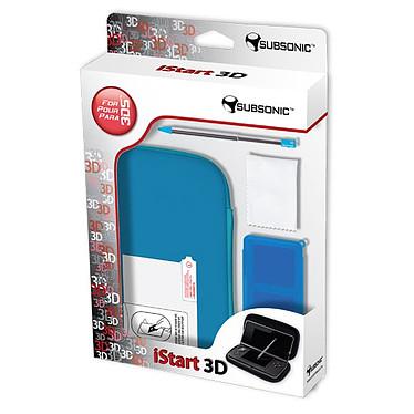 SubSonic iStart 3D Bleu  (Nintendo 3DS)