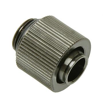 """Avis Connecteur 1/4"""" 13/10 mm compact (coloris noir)"""