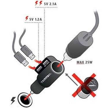 Tomtom Chargeur multi-prises haute vitesse