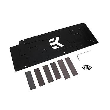 EK Water Blocks EK-FC590 GTX Backplate Dissipateur RAM pour carte graphique (NVIDIA GTX 590)