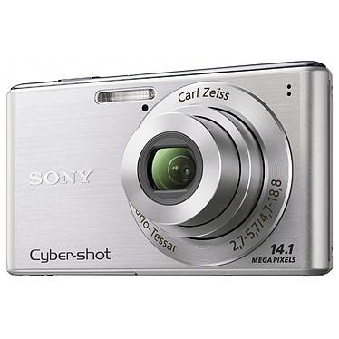 Sony CyberShot DSC-W530 Argent + Carte SD 2 Go Sony CyberShot DSC-W530 Argent + Carte SD 2 Go - Appareil photo 14.1 MP - Zoom 4x
