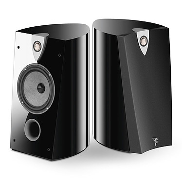 Focal Profile 908 Diamond Black (par paire)
