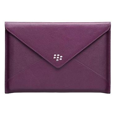 BlackBerry Playbook Leather Envelope Violet