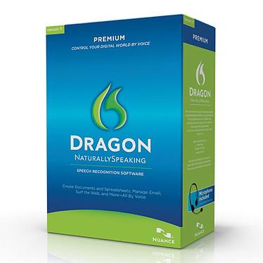 Nuance Dragon NaturallySpeaking 11.5 Premium