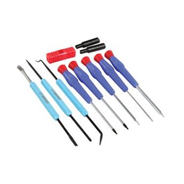 Kit d'outillage de précision pour réparations