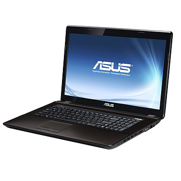 "ASUS K73E-TY202V Intel Pentium B950 4 Go 320 Go 17.3"" LED Intel HD Graphics Graveur DVD Wi-Fi N Webcam Windows 7 Premium 64 bits (garantie constructeur 2 ans)"