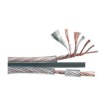 Real Cable Innovation - Câble haut-parleur 1,5 mm² - 20 m Câble haut-parleur 1,5 mm² - 20 m