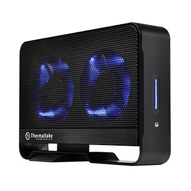 "Thermaltake Max 5G Active Cooling 3.5"" USB 3.0"
