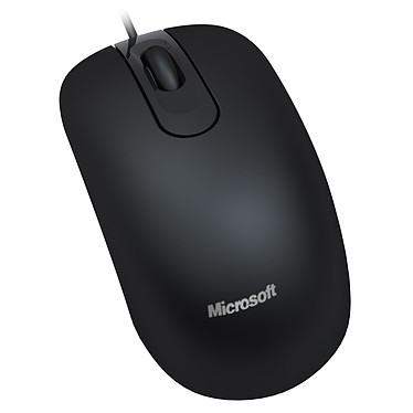Microsoft Hardware for Business Optical Mouse 200 Noire