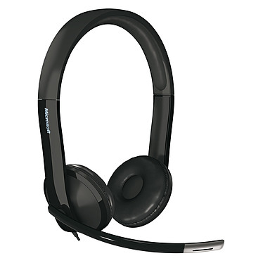 Microsoft Hardware for Business LifeChat LX-6000 Casque-micro USB