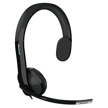 Microsoft Hardware for Business LifeChat LX-4000 USB Microsoft Hardware for Business LifeChat LX-4000 - Casque-micro mono