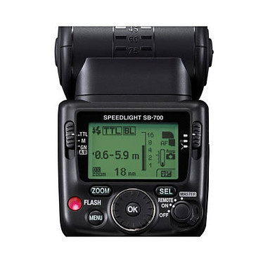 Avis Nikon SB-700 - Flash i-TTL
