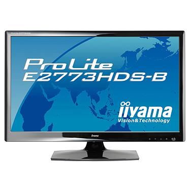 "iiyama 27"" LED - ProLite E2773HDS-1 1920 x 1080 pixels - 1 ms - Format large 16/9 - HDMI - Noir"